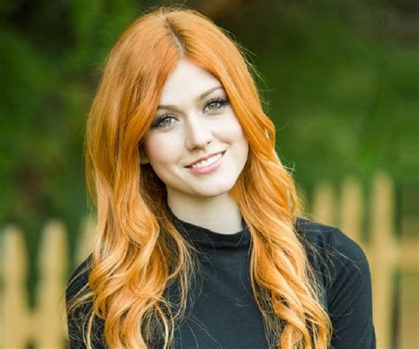Katherine Mcnamara Biography