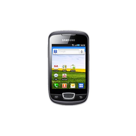 Samsung Mini Mobile by Samsung Galaxy Mini Gt S5570 Noir Mobile Smartphone