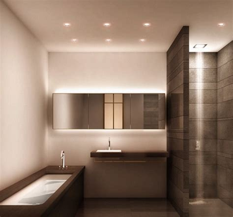 Bathroom Lighting Ideas For Different Bathroom Types
