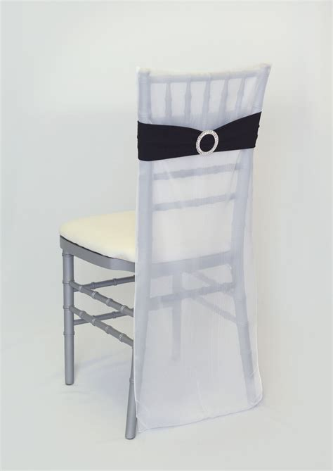 white chiavari chair back specialty linen rental