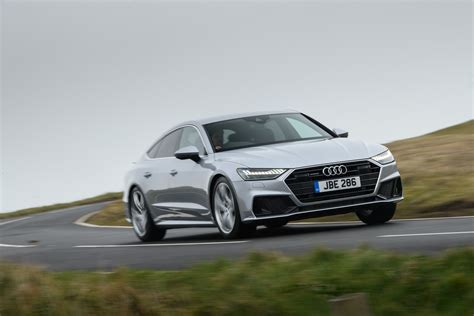 Review Audi A7 by Audi A7 Sportback Review Is Audi S Four Door Coupe The