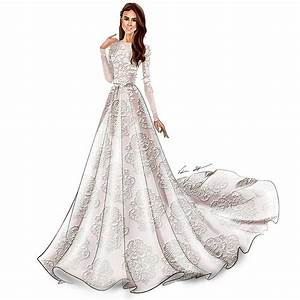 this is what meghan markle39s wedding dress will look like With meghan markle wedding dress