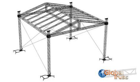 ground support  truss structures  design quintessence