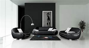 ensemble de canape en cuir italien 2 places fautuil With tapis moderne avec ensemble canapé et fauteuil relax