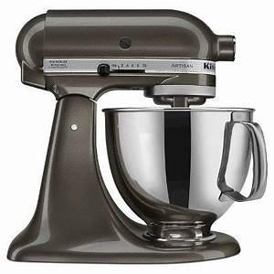 Kitchenaid Mixer Colors Chart Truffle Dust Kitchenaid Artisan 5 Qt Stand Mixer A