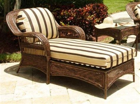 outdoor chaise lounge chair with ottoman stylish outdoor