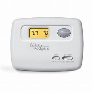 Thermostat White Rodgers 1f78 1c Non