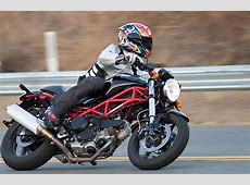 MD Ride Review 2007 Ducati Monster 695 « MotorcycleDaily