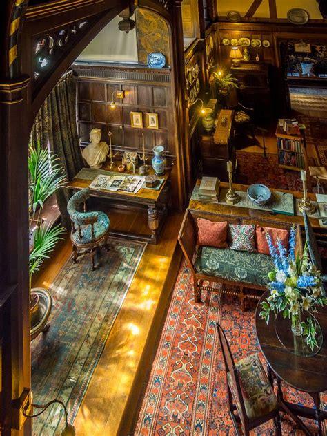 british arts crafts houses images  pinterest