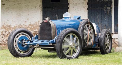 Nuvolari's 1931 Bugatti Type 51 Up For Auction For The