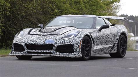 Corvette Zr1 Horsepower by 2018 Chevrolet Corvette Zr1 Price Release Date Zora