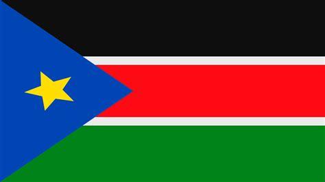 Bandera de Sudán del Sur