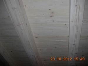 Lasiertes Holz Streichen : holztramdecke offen lassen oder nicht bauforum auf ~ Whattoseeinmadrid.com Haus und Dekorationen