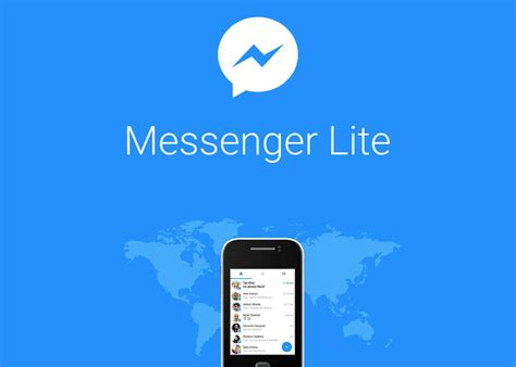 messenger lite best css award apps and web design gallery inspiration