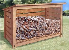 gres firewood storage shed design plans