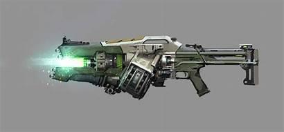 Gun Link Weapons Guns Unreal Tournament Sci