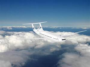 NASA - Beauty of Future Airplanes is More than Skin Deep