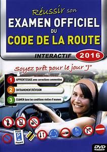 Réviser Le Code De La Route : code de la route 2016 dvd ~ Medecine-chirurgie-esthetiques.com Avis de Voitures