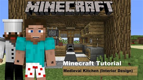 Minecraft Interior Design Kitchen by Minecraft Tutorial Kitchen Interior Design