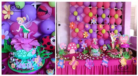 aicaevents fairy theme birthday decorations