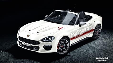 2018 Fiat 124 Spider Abarth  Picture 656987  Car Review