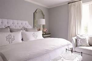 Grey Master Bedroom Ideas - Traditional - Bedroom - Munger ...