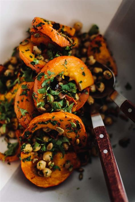 Chipotle Red Kuri Squash with Chickpeas   Naturally.