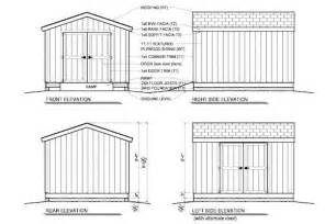 10 x 12 shed plans gable pdf shed plans 12 x 20 free onlineyourplans pdfshedplans