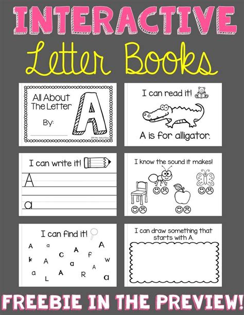 alphabet books jordi preschool kindergarten reading