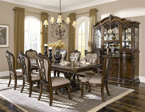 homelegance   bonaventure park formal dining room