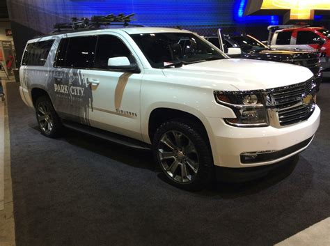 2016 Chevrolet Suburban Specs And Concept  2017 Cars