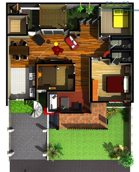 gambar desain rumah modern ala jepang desain rumah mesra