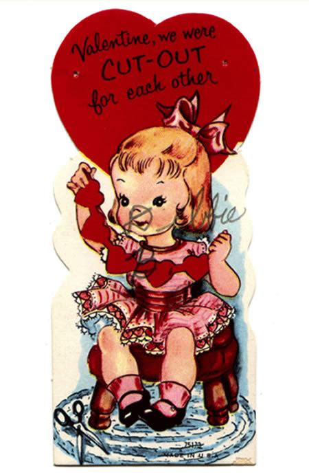 15 Vintage Valentine Cards with Funny Messages - vintage ...