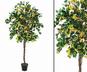Getrocknete Blüten Kaufen : bougainvillea dekobaum mit gelben bl ten 150cm kaufen ~ Orissabook.com Haus und Dekorationen