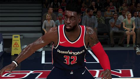 Jeff Green [face and model] - NBA 2K19 at ModdingWay