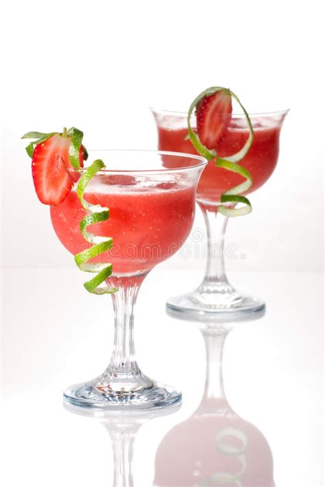popular cocktails strawberry daiquiri most popular cocktails serie royalty free stock photo image 5748315