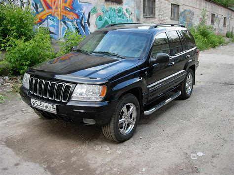 used jeep cherokee used 2001 jeep grand cherokee photos 4700cc gasoline