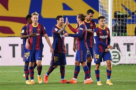 Page 2 - Barcelona 4-0 Villarreal: 5 Talking Points as ...