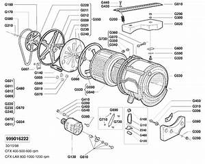 Machine Parts Drawing