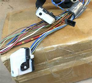 Bmw E39 540i Front Right Passengers Door Wiring Harness