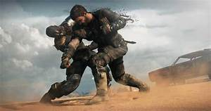 Watch 15 minutes of Mad Max gameplay from the PlayStation