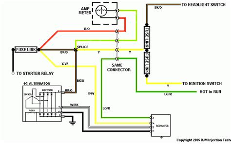 Three Post Starter Switch Wiring Diagram 1990 Ford by Confused About Alternator Wiring Ford Bronco Forum