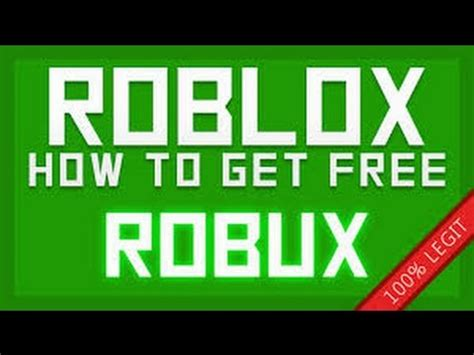 unlimited  robux roblox youtube