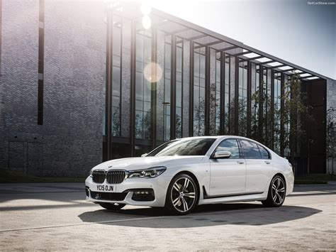 Bmw 7 Series Sedan Hd Picture by Bmw 7 Series Uk Version Cars Sedan White 2016 Wallpaper