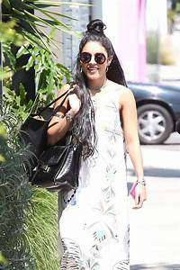 Vanessa Hudgens Summer Style - Out and About in West ...