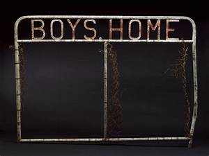 kinchela boys home gate national museum of australia With steel letters for gates