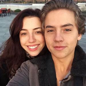 Cole Sprouse avec amie Bree Morgan