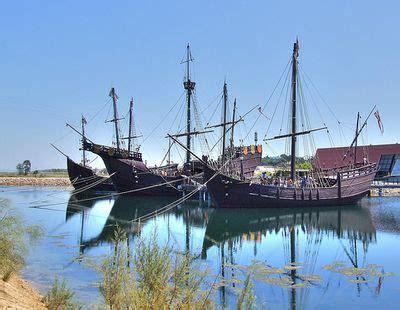 Barcos De Cristobal Colon Huelva by Blogs De Turismo Visita Muelle De Las Carabelas Huelva