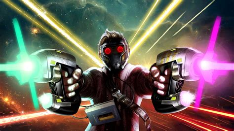 View Superhero Wallpaper Star Lord Pictures