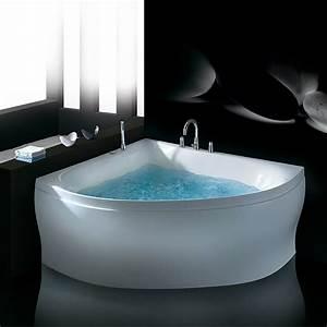 Grande Baignoire D Angle : une baignoire pour chaque espace sotem news ~ Edinachiropracticcenter.com Idées de Décoration
